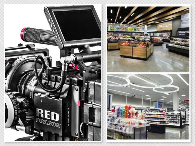 Video Production for Retail Sales