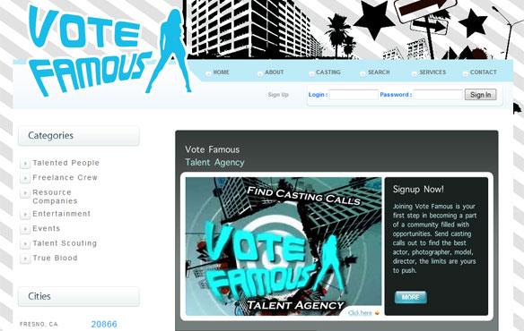 Vote Famous