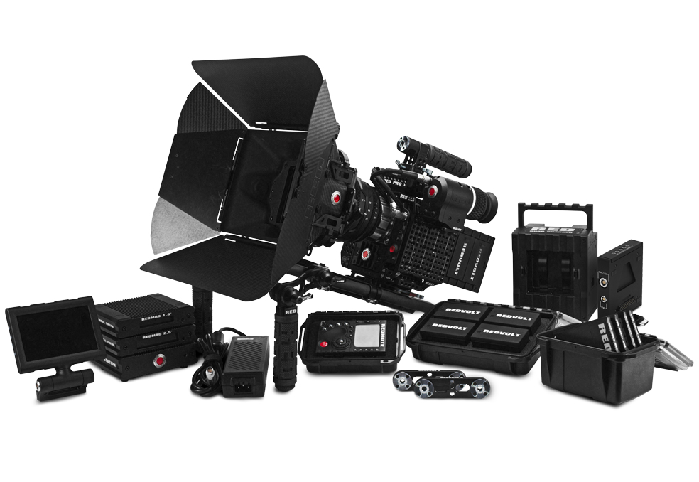 Red Epic Dragon Camera Package